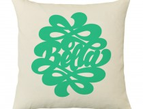 Pillow-bella-green